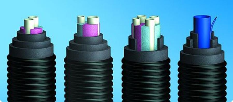 Теплоизоляционные трубы uponor ecoflex
