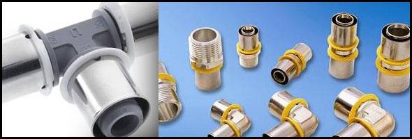 Металлопластиковые трубы и фитинги Uponor MLC